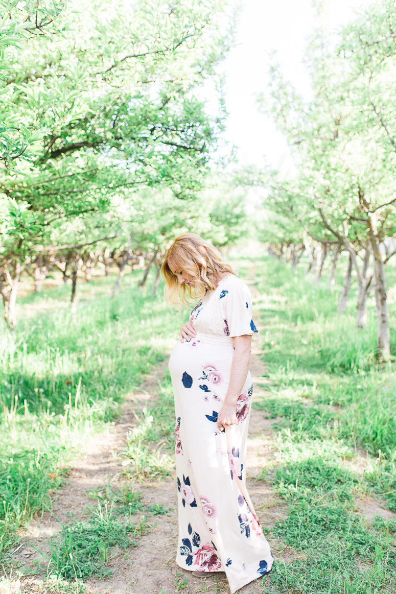 Andrea // Maternity Session // Utah Maternity Photographer