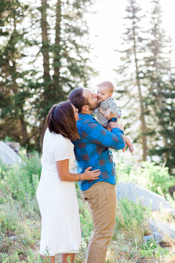 Utah family photographer | Albion Basin Session