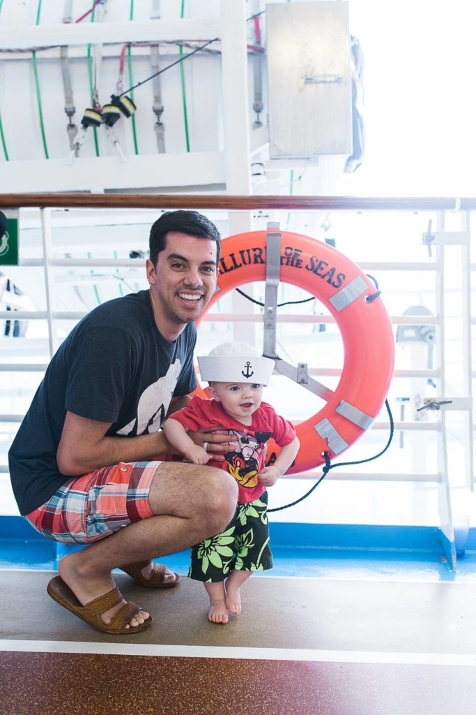 How to go on a cruise with a baby | Truly Photography