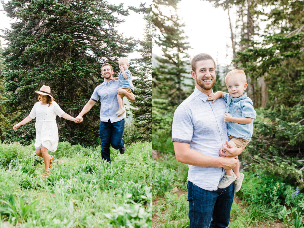 Albion Basin | Utah Family Photographer | Truly Photographer