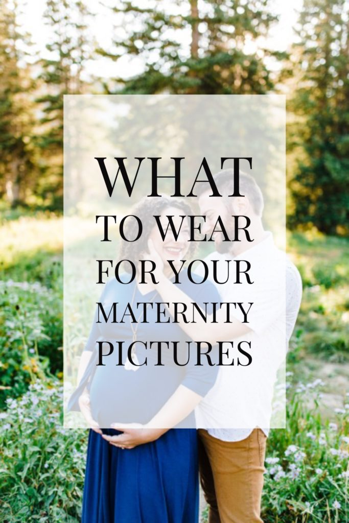 What to Wear for your Maternity Pictures