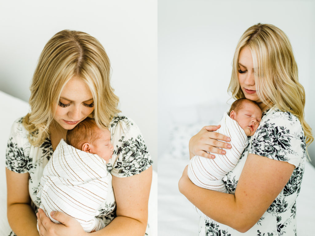 card newborn | eagle mountain newborn photographer