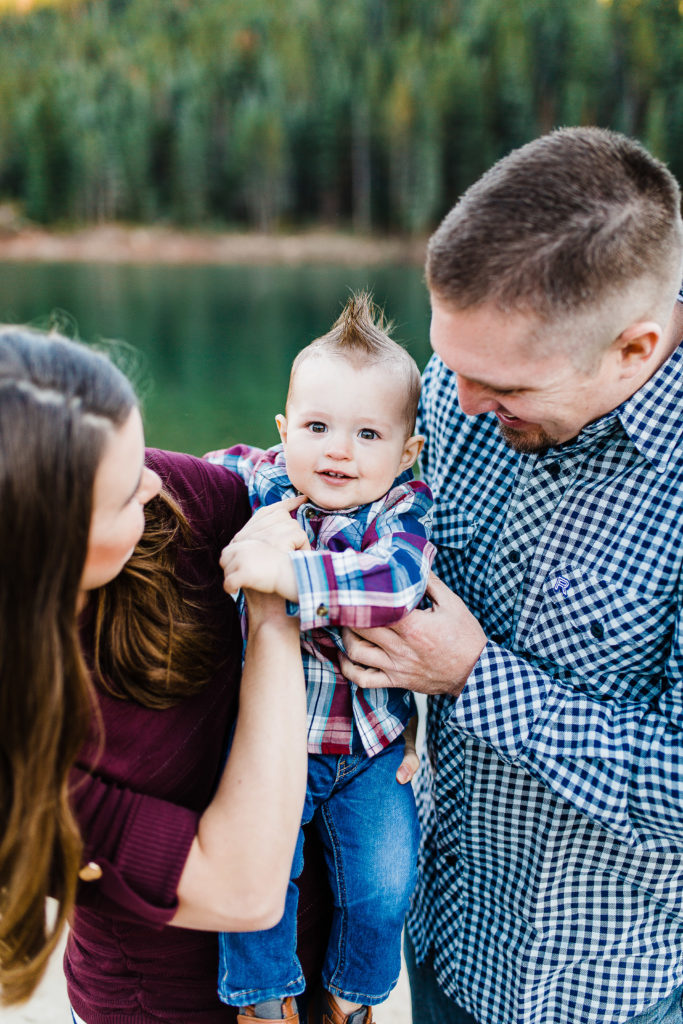 Murray Family   Tibble Fork Reservoir Photographer