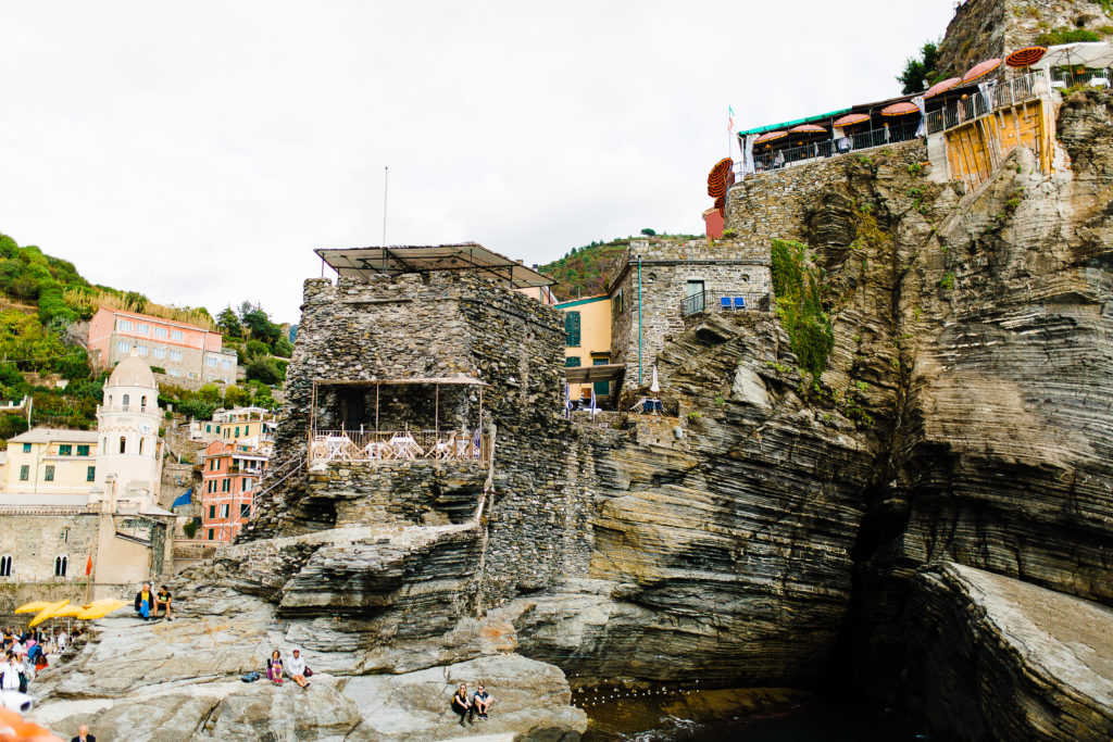 CInque Terre with a Toddler