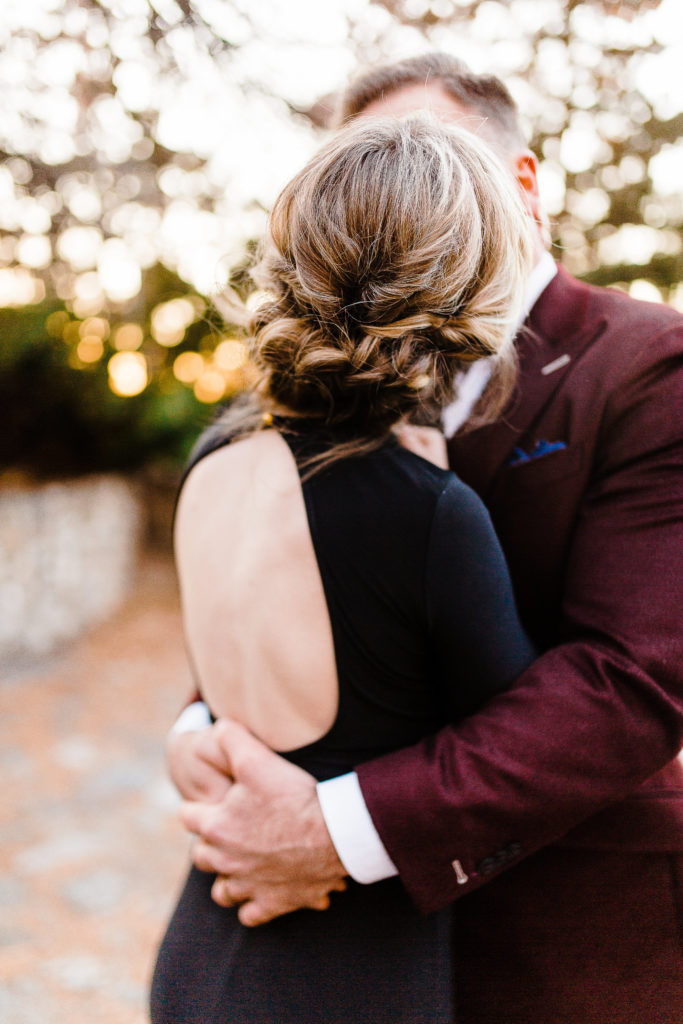 Christmas Bridal Session   Utah Wedding Photographer   Truly Photography