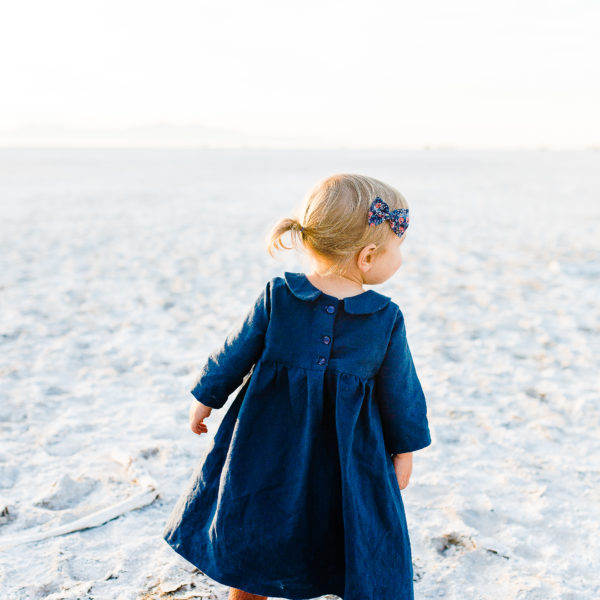 Great Salt Air Maternity Session | Utah Photographer