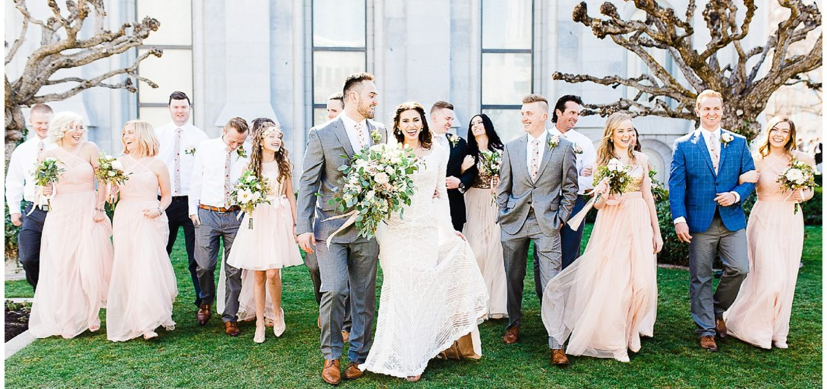 Draper | Salt Lake Temple Wedding