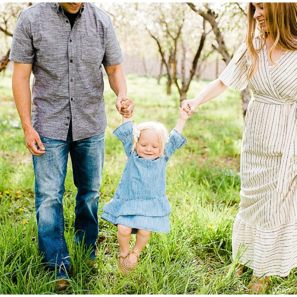 Provo Orchard Family Pictures | Utah Family Photographer