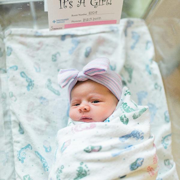 Baby F | Fresh 48 Photography | Utah Newborn Photographer