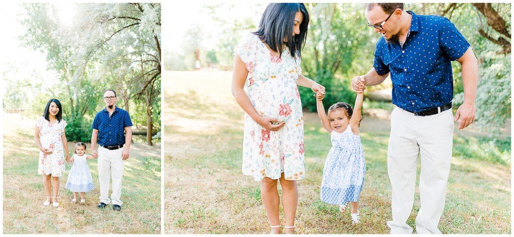 Allen | Wheeler Farm Maternity Session | Utah Photographer