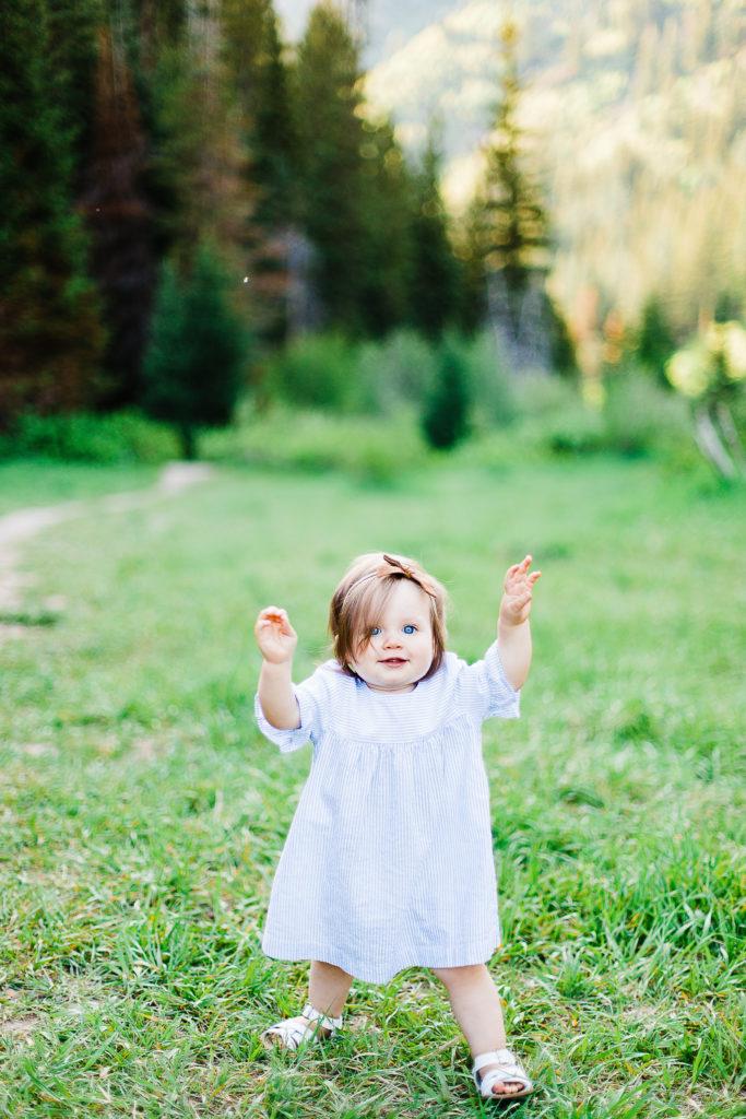 Baby N | Jordan Pines Family Pictures | Utah Photographer