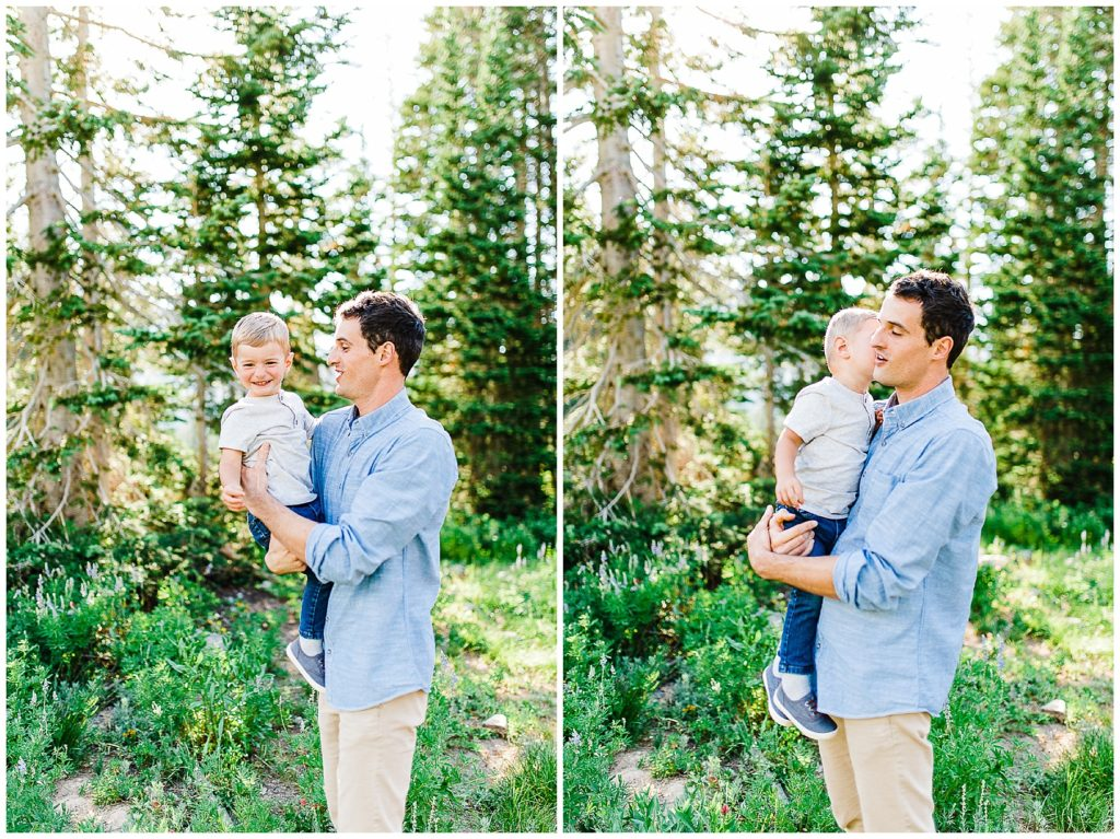 Vance | Albion Basin Family Pictures