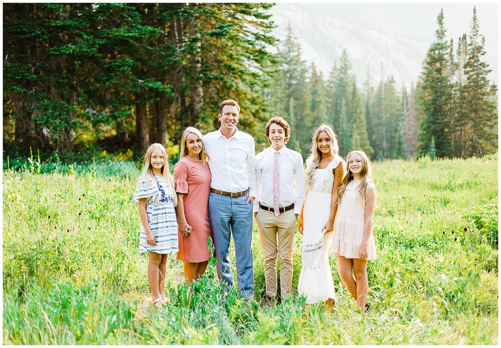 Rogers | Albion Basin Family Pictures | Utah Family Photographer