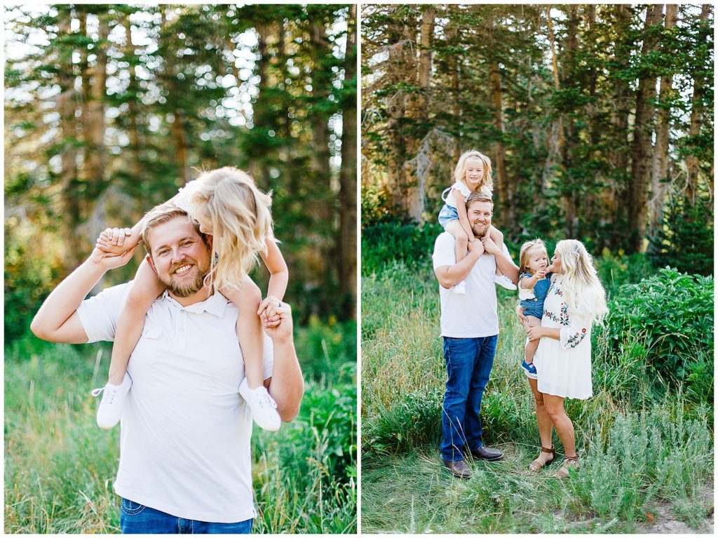 Briggs | Little Cottonwood Family Pictures | Utah Photographer