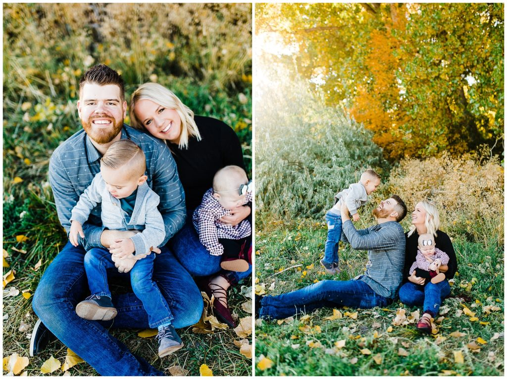 What to Wear for Fall Family Pictures 2018 | Utah Family Photographer