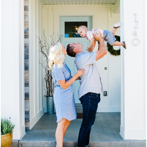 Lee | In Home Family Session | Utah Photographer