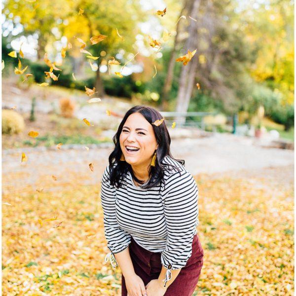 Liz | American Fork Amphitheater Senior Pictures