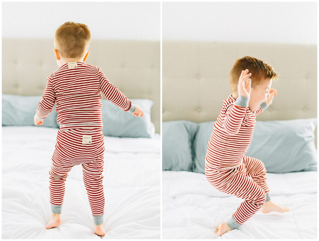 Christmas Jammies for your Littles | Burt\'s Bees Baby Jammies ...