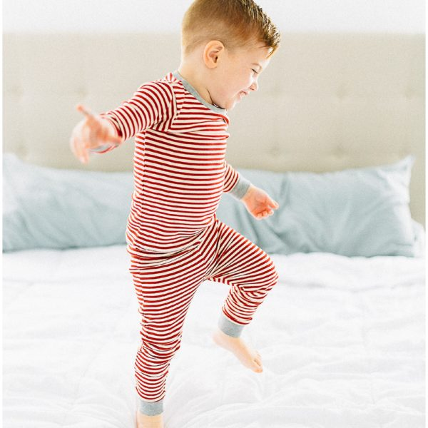 Christmas Jammies for your Littles | Burt's Bees Baby Jammies