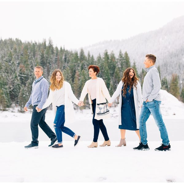 Brown   Tibble Fork Winter Pictures