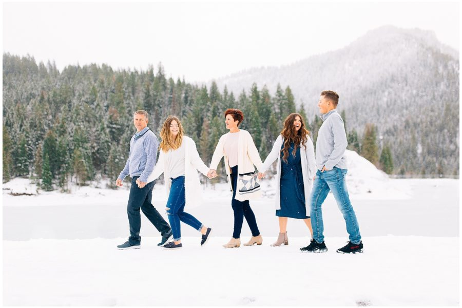 Brown | Tibble Fork Winter Pictures