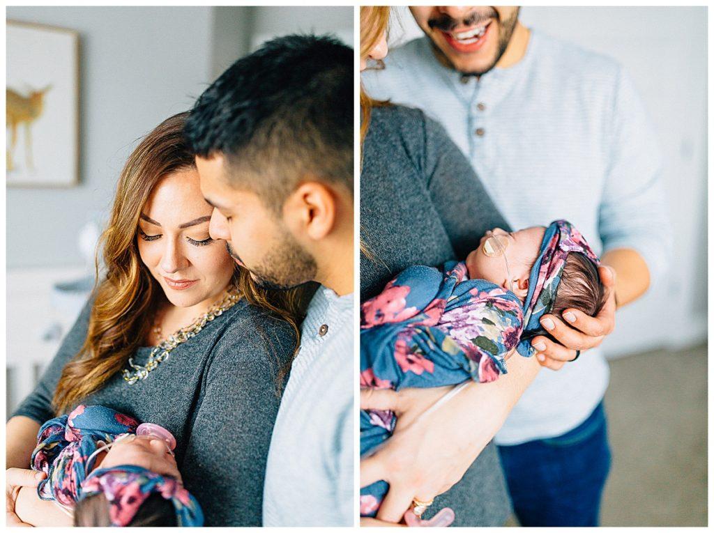 Baby M | Cozy Newborn Session | Utah Newborn Photographer